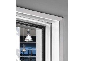 Opening glass door with frame (Connect)